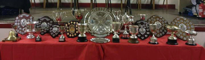 Band Trophies 2012